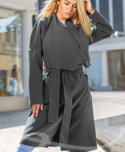 Элегантное пальто oversize Gepur