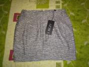 Новая юбка Инсити р.44, есть карманы... Стильная м