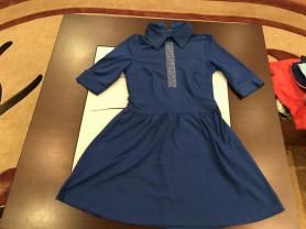 Платье трикотаж р.42-44