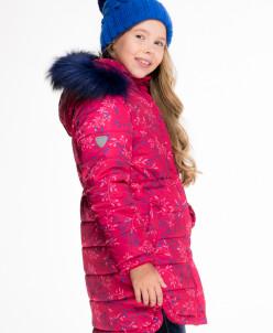 Пальто для девочки. ЗИМА.
