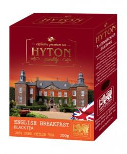 Чай Хайтон черный Английский завтрак B.O.P. 200г