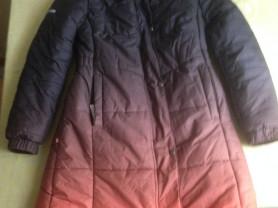 Зимнее Пальто Керри 146 размер