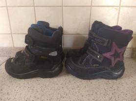 Ботинки ecco для двойни