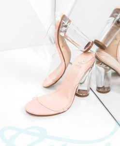 Силиконовые туфли мюли