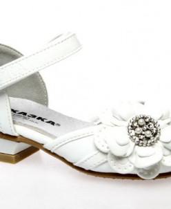 Туфли Сказка R965713852 WP белый/розовый (23-32)