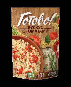 Коллекция ГОТОВО! - Кускус с томатами