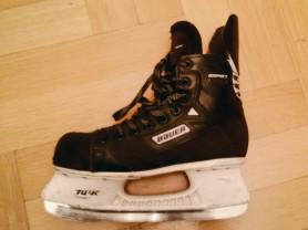 Хоккейные коньки Bauer размер EUR 37.5/ UK4.5