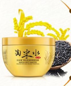 Маска для волос на основе рисового молока