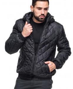 Куртка деми Леон черный