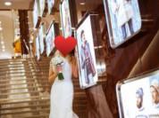 Свадебное платье размер 40-42