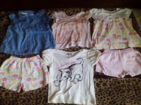 Пакет вещей 18-24 carters Fracomina Mothercare 12