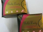 Gold Lаdy оздоровительные гигиенические прокладки