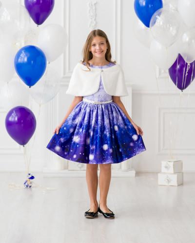 Детский комплект «Снежная королева»