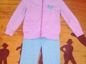 Спортивный костюм для девочки BARKITO