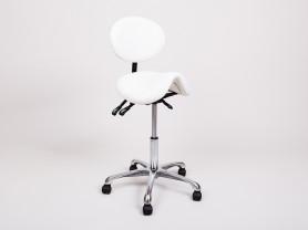 Ортопедический стул-седло со спинкой