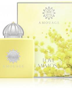 AMOUAGE Woman lOVE MIMOSA EDP