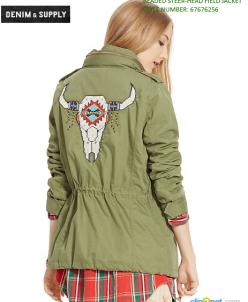 куртка -ralphlauren