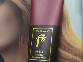 The History of Whoo Essentia Cleansing Foam