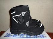 Ботинки новые, зима, мембрана