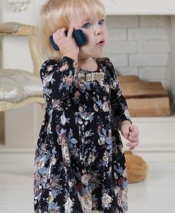 Платье детское. Риоло
