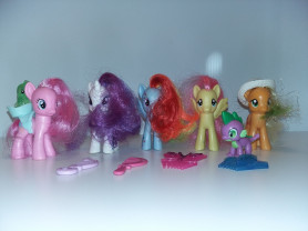 My little pony Пакетом