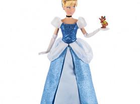 Кукла Золушка Disney (оригинал)