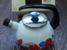 Новый чайник (Германия) в упаковке