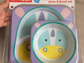 Детская посуда skip hop