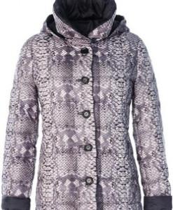 Куртка женская двусторонняя  LA-P03102