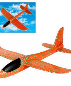 Игрушка самолет детский, материал пенопласт