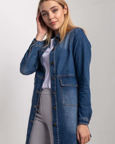 стать успешным, джинсовые кардиганы фото заключается