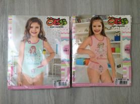 комплекты нижнего белья для девочек, Турция
