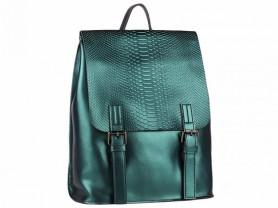 Новый стильный кожаный рюкзак ULA