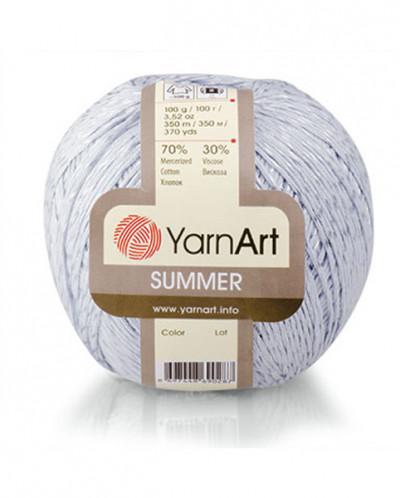 Пряжа YarnArt Summer 70% хлопок, 30% вискоза