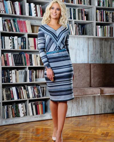 платье Dilana VIP Артикул: 1412/1