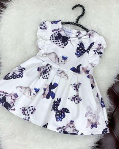Самые модные и яркие платья от Monna Lisa