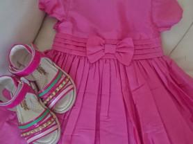 Новое платье mothercare