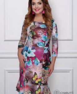 Платье Милашка (пинки)