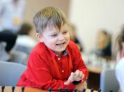 Шахматный турнир. Вторая детская премия Карпова