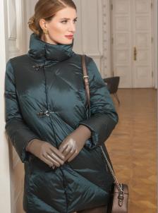 Пальто пух новая коллекция 2020