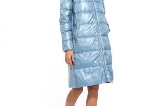 Пальто зимнее с натуральным мехом р.50