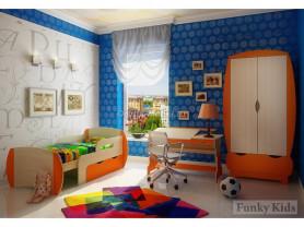 Детская композиция Вырастайка, голубой