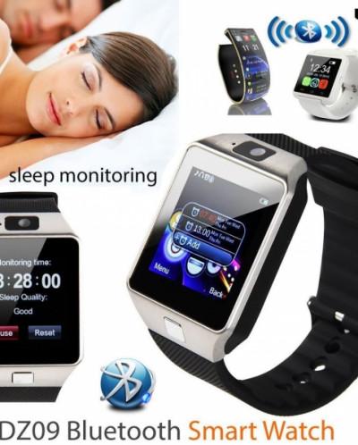Умные часы Smart Watch DZ09, серебро