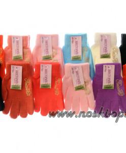 перчатки с начесом