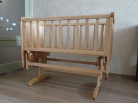 Кроватка - колыбельная Mothercare Deluxe