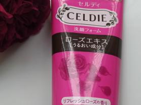 Пенка для умывания с экстрактом розы PDC Celdie