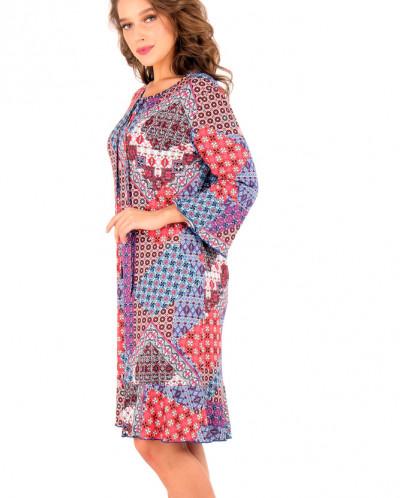 Платье 52-502 Номер цвета: 612