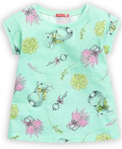 """""""Джемпер (модель """"""""футболка"""""""") для девочек"""