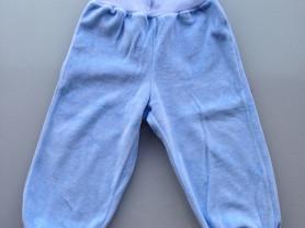Новые Велюровые штанишки голубого цвета, 2 года