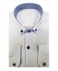 Рубашка для мальчика, Dast Cardin, арт.110-1, белый